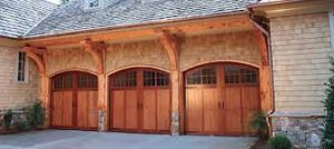 Wood Garage Doors Richmond Hill